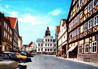Bad Wildungen , Rathaus , Ansichtskarte, ungelaufen