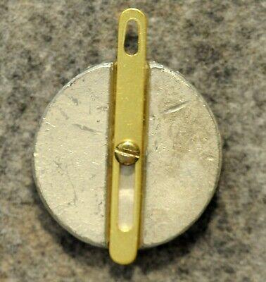 New Haven Style Adjustable Pendulum Bob for Mantle Clock