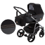 Adamex-Reggio-Special-Edition-stroller-pram-puschair-4in1-car-seat-isofix-base thumbnail 9