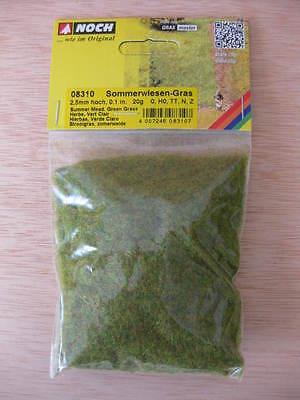 Noch - ref.08310 - Flocado hierba verde claro 2.5 mm
