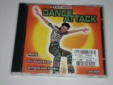 DANCE ATTACK CD MIT WORLDS APART / SCOOTER / MANOLO / DJ QUICKSILVER / RED 5