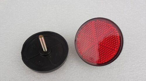 1PCS Rear bumper fog lamp Reflector light for Toyota highlander 2008 2009