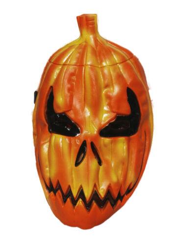 Kids Latex Halloween Face Mask Horror Scary Skeleton,Pumpkin,Devil,Frankenstein