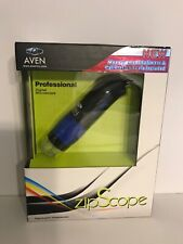 Nib Aven Zipscope Professional Digital Microscope Adjustable Stand Included