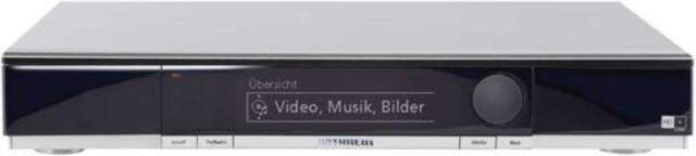 Kathrein UFS 925sw 1TB SAT-Receiver schwarz 3,6 kg HD+ Karte GEBRAUCHT
