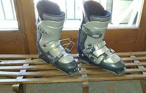 Chaussures-de-ski-homme-SALOMON-taille-41-ou-26-Occasion-en-bon-etat