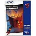 Epson A3+ Photo Quality Ink Jet Paper (100 Sheets)