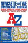 Newcastle Upon Tyne Street Atlas by Geographers' A-Z Map Company (Paperback, 2011)