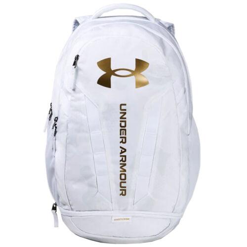 2020 Under Armour Hustle 5.0 Backpack Rucksack Bag School College Travel Gym