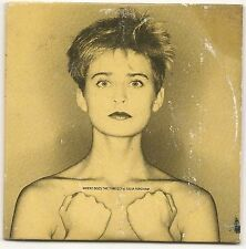 """JULIA FORDHAM WHERE DOES THE TIME GO EXT VERSION + LIVE TRACK 3"""" CD SINGLE 1989"""