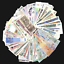 thumbnail 1 - Lot Set 100 PCS Different MIX World Banknotes From 50 Different Countries, UNC