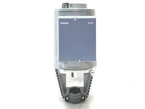 SIEMENS SKB62 Stellmotor Hydraulic Actuator 2800N AC 24 V, DC 0...10 V/4...20 mA