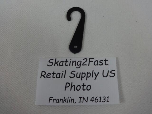 Black Plastic Sock Hanger Hook Retail Shopping Supply