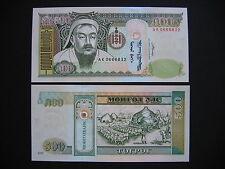 MONGOLIA  500 Tugrik 2007  (P66b)  UNC