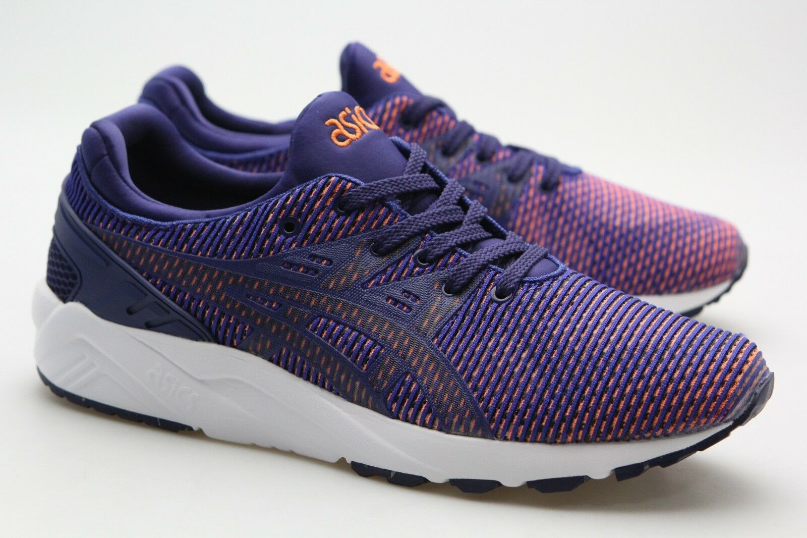 Asics Tiger Men Gel-Kayano Trainer Evo bluee bluee print orange HN6D0-5109