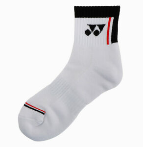 Yonex Men/'s Tennis Badminton 5 Pairs of Socks Cotton Polyester Casual 99SN015M