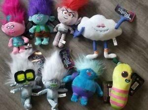 Trolls-World-Tour-Plush-Movie-2020-NEW-Doll-Stuffed-Toy-10-12in