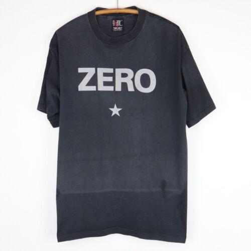 Vintage 1990s Smashing Pumpkins Zero Shirt