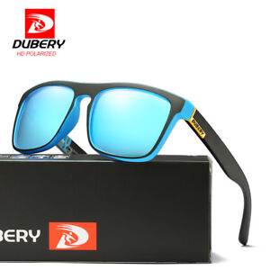 8e4afce0db1 DUBERY 2017 Polarized Sunglasses Men s Aviation Driving Shades Male ...