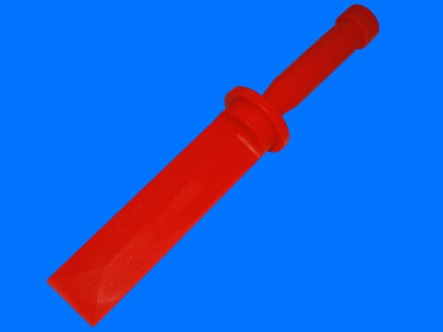 Kunststoffschaber Dichtungsschaber Schaber ROT 38mm Klebegewichtentferner
