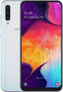 Samsung-Galaxy-A50-SM-A505F-Dual-Sim-White-Top-Condition