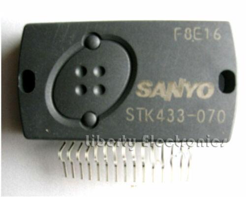 NEW SANYO ORIGINAL INTEGRATED CIRCUIT STK433-070 model
