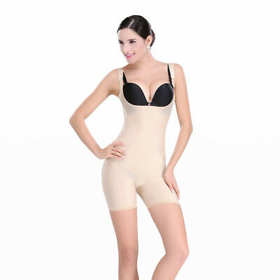 Slimming Body Shaper Firm Control Reducer Black size 16
