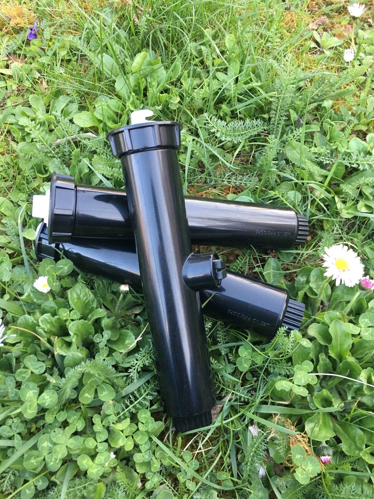 Hunter SRS-06 Versenkregner 15cm   10 STÜCK      Gartenbewässerung   NEU