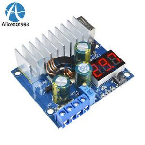DC-DC-Converter-Adjustable-Step-up-Module-Power-Supply-3-35V-6A-USB-Voltmeter