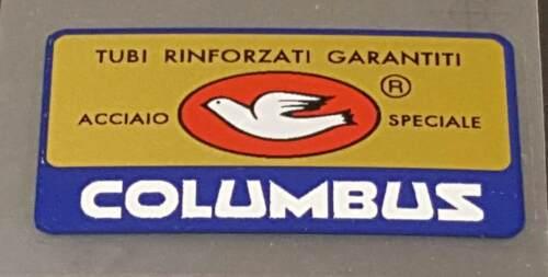 Glossy UV Laminate Columbus Acciaio Speciale