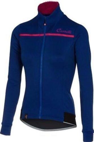 Castelli Women's women Potenza Long Sleeve Cycling Jersey Size S New