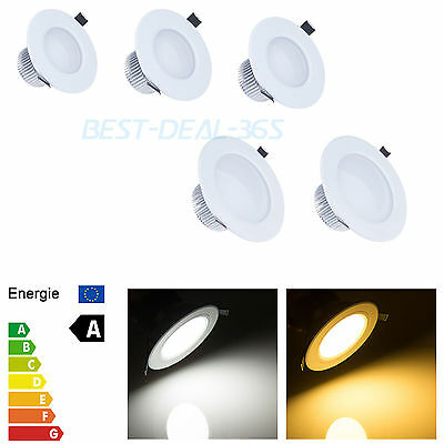 5x 10x 20x Dimmable 9W 15W 21W 27W 36W Led Recessed Downlight Ceiling Lamp Bulb