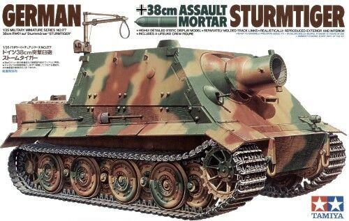 Tamiya 1 35 38cm Sturmtiger