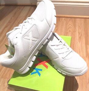 Men-White-Orthopaedic-Diabetic-LIGHT-COMFORT-Gym-Running-Cross-Trainer-Shoe-Size