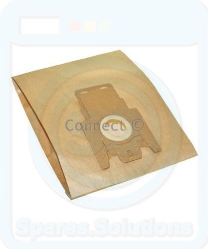 Pack Of 10 Vacuum Cleaner Dust Bags for Miele S518-1 S521 S524 FJM Type