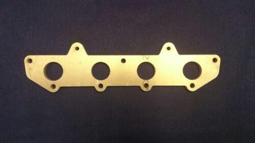 ZR Elise Metro MG Rover K Series INLET Manifold Flange Plate Aluminium