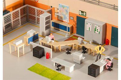 Office furnishings Faller 180454 HO 1//87 Meubles de bureau