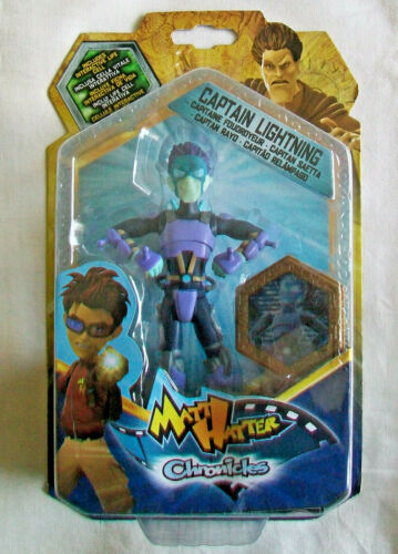 "MATT Hatter Chronicles 6/"" CATTIVI Action Figure-CAPITAN SAETTA"