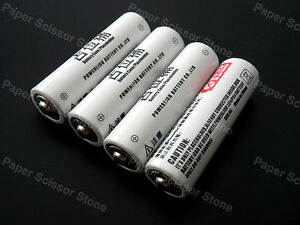 8pcs dummy 0 volt aa size reduce voltage 14500 battery