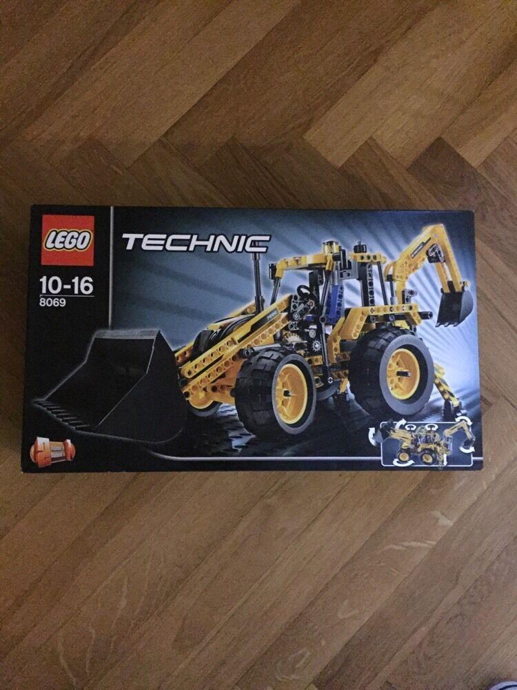 Lego 8069 Neu & Ovp