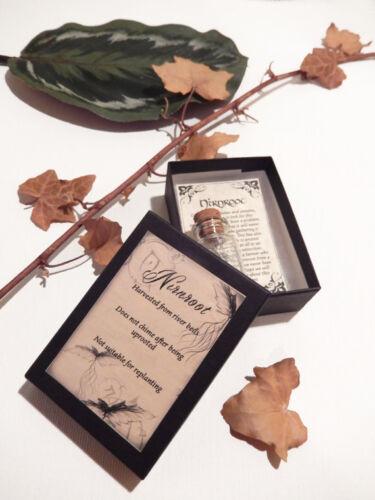 Alchemy POTION Ingredient Apothecary Skyrim Magic Witch Brew Harry Potter