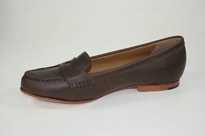 Sebago Mocasines DARLING Classic LOAFER Completo De Cuero Zapatos Mujer