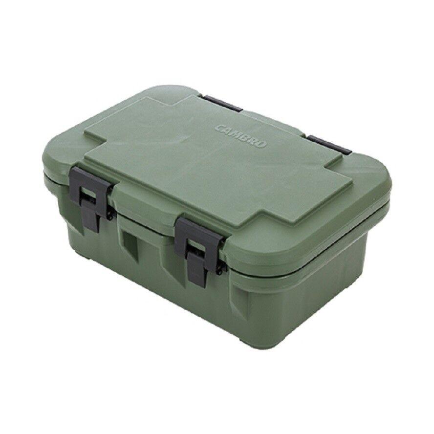 US ARMY cambro Thermobox thermobehälter ISOBOX feldverpflegung Récipient Box