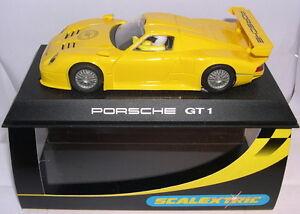 Scalextric C2449 Club des collectionneurs Porsche 911 Gt 2002 Mo