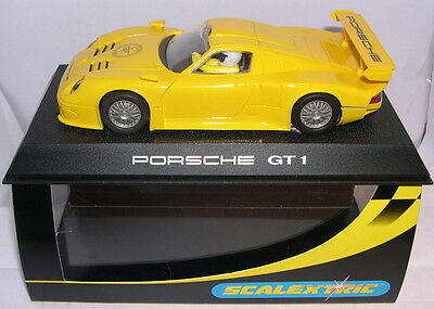Elektrisches Spielzeug Glorious Scalextric C2449 Porsche 911 Gt Collector's Club 2002 Mb Kinderrennbahnen