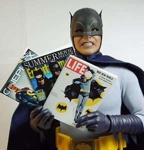 1-6-Scale-custom-Batman-Magazines-set-of-3-for-Action-Figures