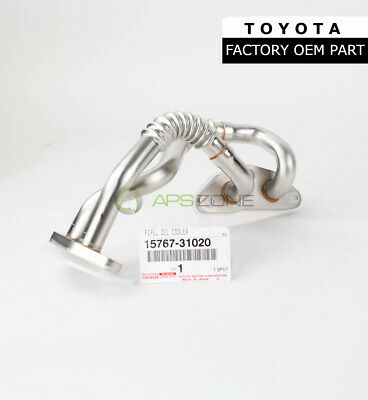 New Oil Cooler Pipe for Lexus RX350 RX450h Toyota Highlander Sienna 3.5L 15767-31020