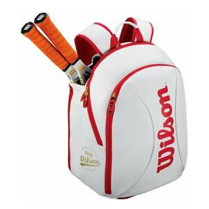 Image Is Loading Wilson 100 Year Anniversary S Tennis Racket Bag