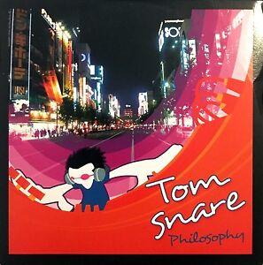 Tom-Snare-CD-Single-Philosophy-France-EX-VG