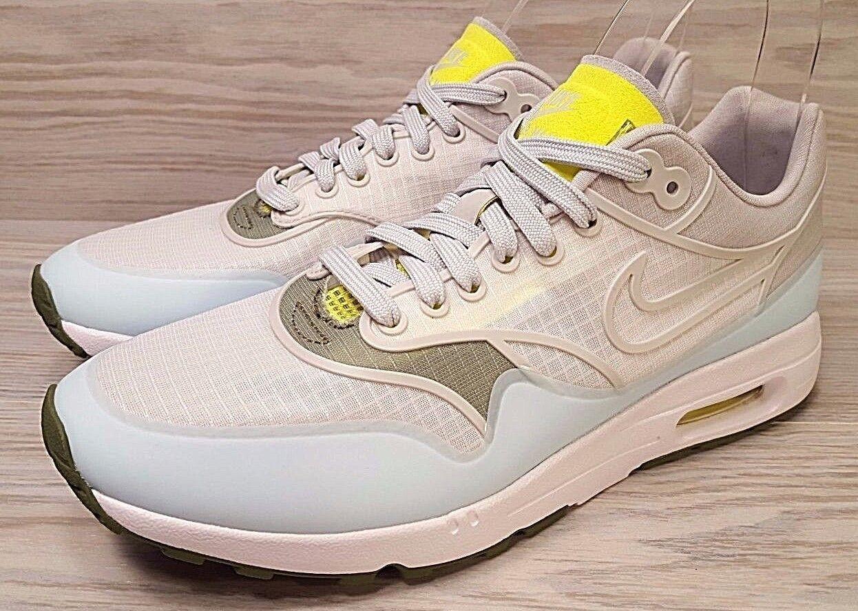 look for 3f070 fed6e Nike Air Air Air Max 1 Ultra 2.0 SI White Baby bluee Green Training 881103  101